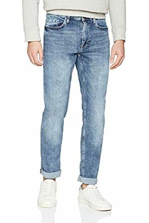 s.Oliver Men's 13.901.71.5403 Trouser, ( Denim Stretch 53z4)