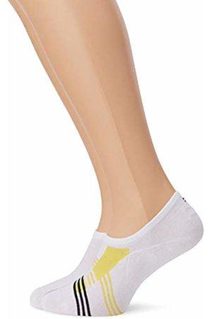 Tommy Hilfiger Men Socks - TH Men Stripe Footie 2P Ankle Socks, ( 300)