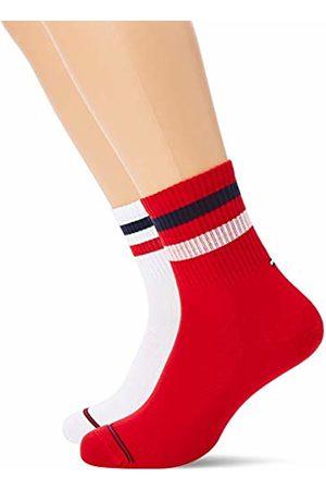 Tommy Hilfiger Men's THJ UNI Skate 2P Socks