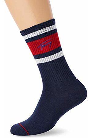 Tommy Hilfiger Men's THJ UNI Nerd 1P Socks