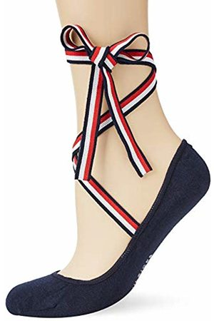 Tommy Hilfiger TH Women Footie WRAP 1P Ankle Socks