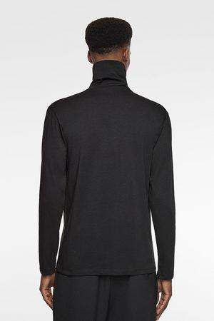 Zara TURTLE NECK T-SHIRT