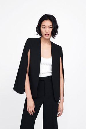 Zara Cape with slits
