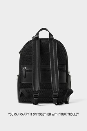 Zara Basic backpack