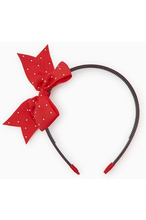 Zara Shiny bow headband