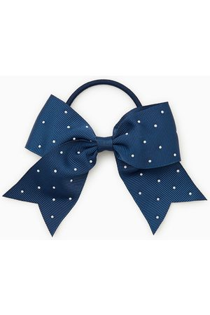 Zara Shiny bow scrunchies