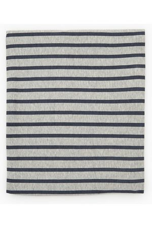 Zara Striped cotton snood