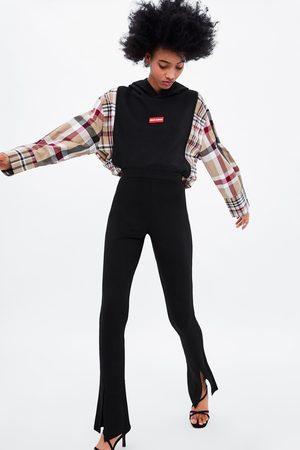 Zara Leggings with vents