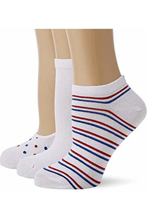 Tommy Hilfiger Th Women Vanity Pack 3p Calf Socks, ( / / 105))