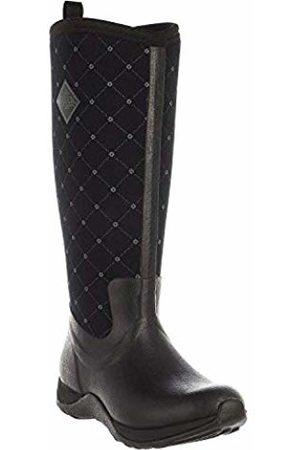Muck Women's Arctic Adventure (Quilted Print) Wellington Boots