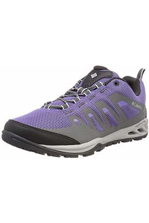 Columbia Women's Vapor Vent Low Rise Hiking Boots, (Ti Steel, Fairytale 033)