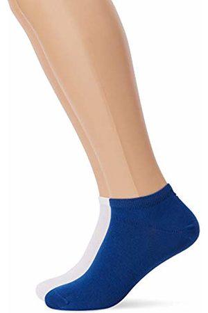 Tommy Hilfiger TH Men Sneaker 2P Ankle Socks, Blau ( / / 105)