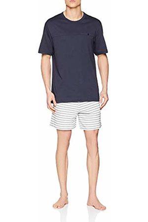 Seidensticker Men's Anzug Kurz Pyjama Set