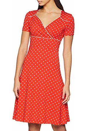 Joe Browns Women's Perfect Polka Dot Jersey Dress (Size:10)
