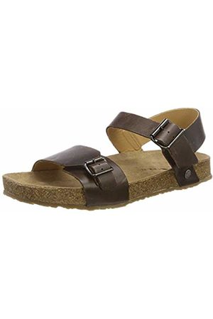 Haflinger Unisex Adults' Andy Ankle Strap Sandals