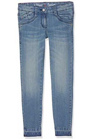 s.Oliver Girl's 66.902.71 1/338 Jeans, ( Denim Stretch 55z7)