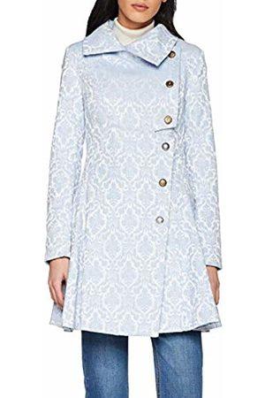 Joe Browns Women's Royal Jacquard Jacket Coat (A - Lilac/ A) A