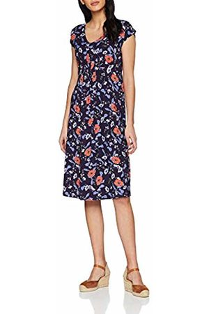 Joe Browns Women's All All New Sweet Thing Dress (A-Navy Multi (Size:18)