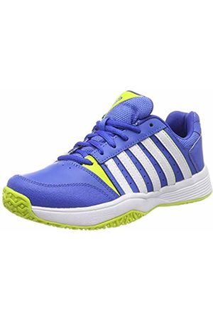 K-Swiss Trainers - Unisex Kid's KS TFW Court Smash Omni Tennis Shoes