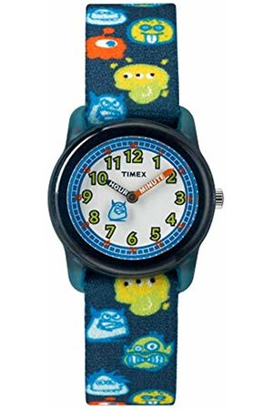 Timex Boys' Analogue Quartz Watch with Nylon Strap TW7C25800