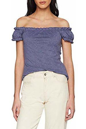Joe Browns Women's All New Basic Gypsy Top T-Shirt, (E-Denim E)