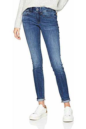 58b8a6015be2 G-Star Women s Lynn Mid Waist Skinny Jeans
