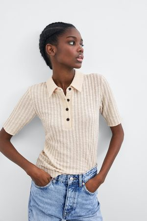 d6e3e3e7 Zara collar shirt women's tops & t-shirts, compare prices and buy online