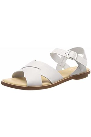 588d1bdd1 Clarks Willow Gild Leather Sandals in Standard Fit Size 5½