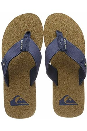 Quiksilver Molokai Abyss Cork - Sandals for Men Beach & Pool Shoes, / Xbcb
