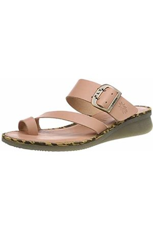 Fly London Women's COPS397FLY Open Toe Sandals (Rose 003) 4 (37 EU)