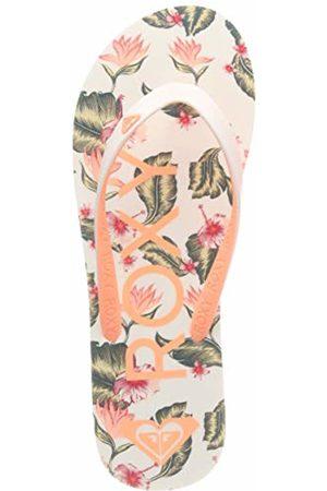 Roxy Women's Tahiti Vi Beach & Pool Shoes, (Grass/ GSW)