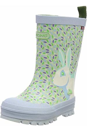 Viking Unisex Kids' Big Rabbit Wellington Boots