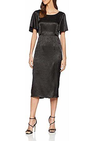 Glamorous Women's Ladies Evening Dress ( Textured Satin Bz39)