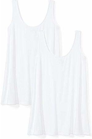 Daily Ritual Women's Plus Size Jersey Tank Top, 2-Pack