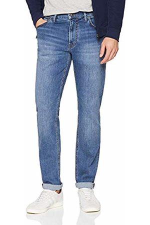 Brax Men's Chuck Hi Flex Denim Five Pocket Slim Jeans, (Mid Used 26)