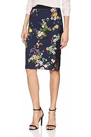 Liu Jo Women's Gonna Longuette Skirt