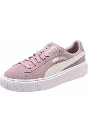 014375980d03d1 Puma Women s s Suede Platform Low-Top Sneakers (Elderberry )