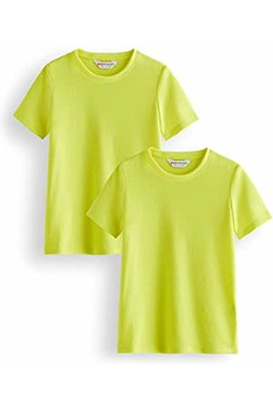 RED WAGON Mesh Sport Top, Citrine, 134 (Size: 9)