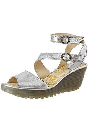 Fly London Women Sandals - Women's YISK837FLY Ankle Strap Sandals, ( 020)