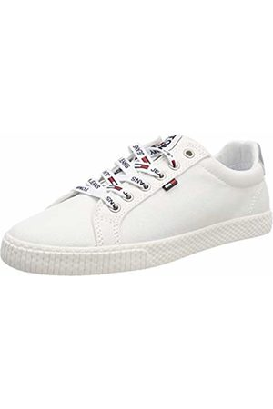 Tommy Hilfiger Women's Casual Sneaker Low-Top ( 100) 6.5 UK