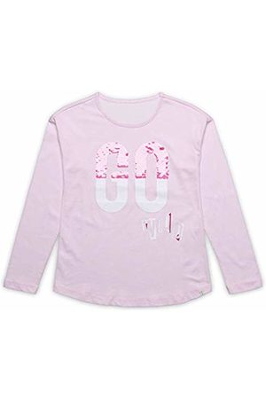 Esprit Kids Girl's T-Shirt Ls Go W Long Sleeve Top (Blush 310) 152 (Size: Medium)