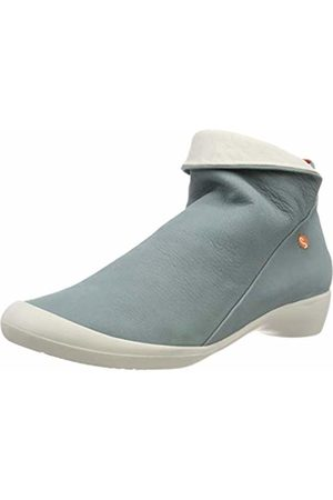 softinos Women's Farah Ankle Boots (Pale /Offwhite 565) 7 UK