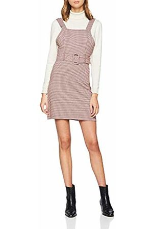 a1b52d276166 New Look Women s Gingham Belted Pinny 6143132 Dress