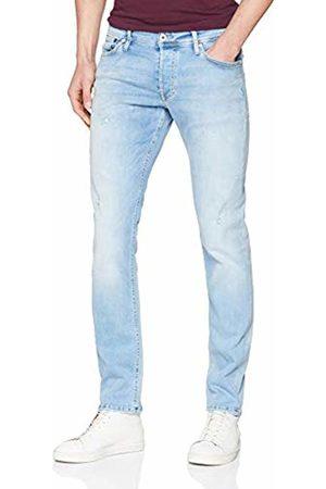 Jack & Jones NOS Men's Jjiglenn Jjoriginal Jos 885 80sps STS Skinny Jeans, Denim