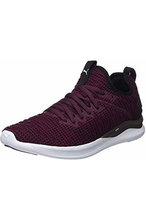 Puma Women's Ignite Flash Luxe WN's Competition Running Shoes, Fig -Metallic Ash