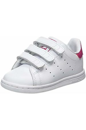 adidas Unisex Babies' Stan Smith Low-Top Sneakers, (Footwear /Footwear /Bold )