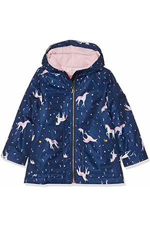 Joules Girl's Raindrop Coat