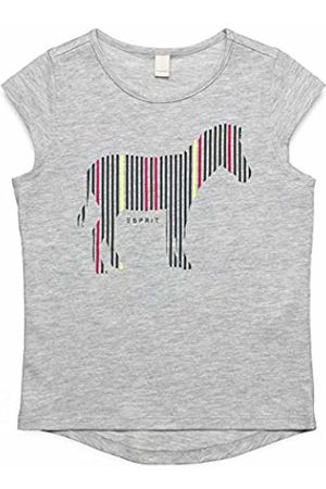 Esprit Kids Girl's T-Shirt Ss Heather 223