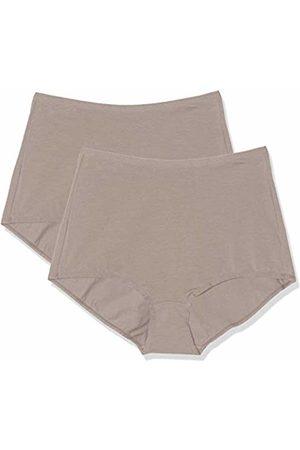 Triumph Women's Touch Of Cotton Maxi 2p Boy Short