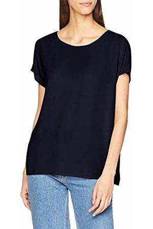 Object Women's Objbay S/s Urban Top Noos T-Shirt, Sky Captain
